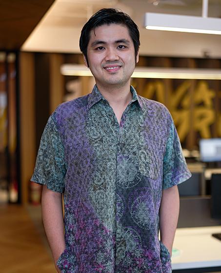 Riki Suliawan  – CEO PT. Qeon Interactive